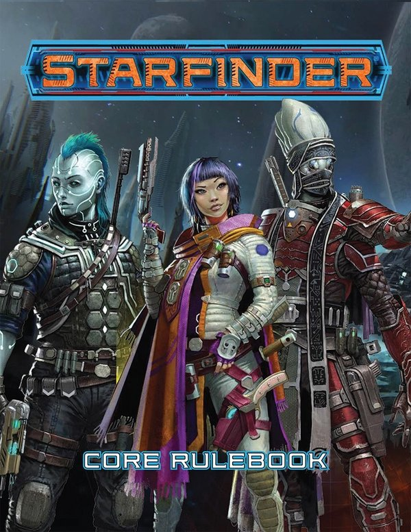 Starfinder RPG Core Rulebook