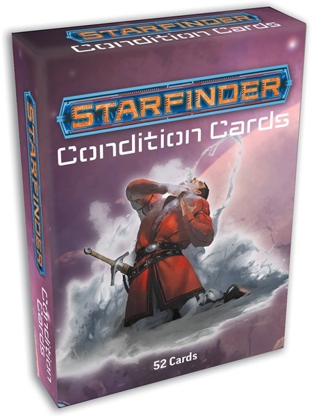 Starfinder: Condition Cards