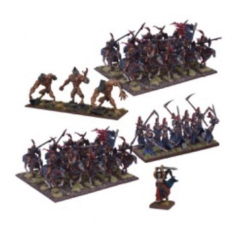 Kings of War - Undead Elite Army (Re-package & Re-spec) - EN