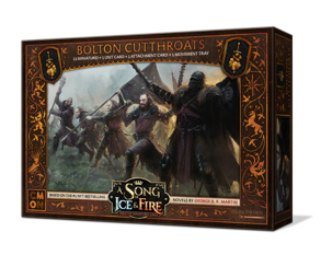 A Song of Ice & Fire - Bolton Cutthroats (Halsabschneider von Haus Bolton)
