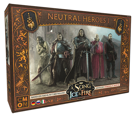 A Song of Ice & Fire - Neutral Heroes 1 (Neutrale Helden 1)