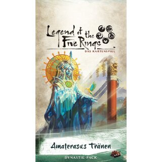 Legend of the 5 Rings LCG: Amaterasus Tränen Dynastie-Pack Kaiserreich-1 (DE)