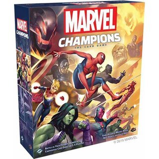 Marvel Champions: The Card Game (EN)