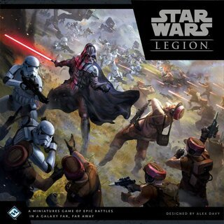 Star Wars Legion: Grundspiel (DE)