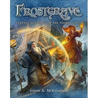 Frostgrave Fantasy Wargames in the Frozen City (EN)