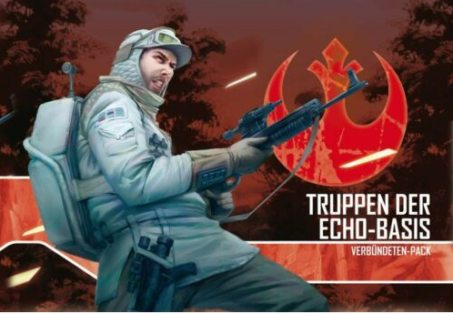 Imperial Assault Truppen der Echo-Basis