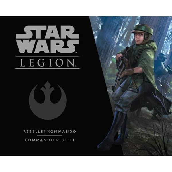 Star Wars Legion Rebellenkommandos