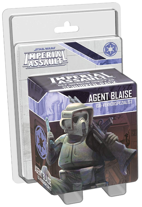 Star Wars Imperial Assault Agent Blaise