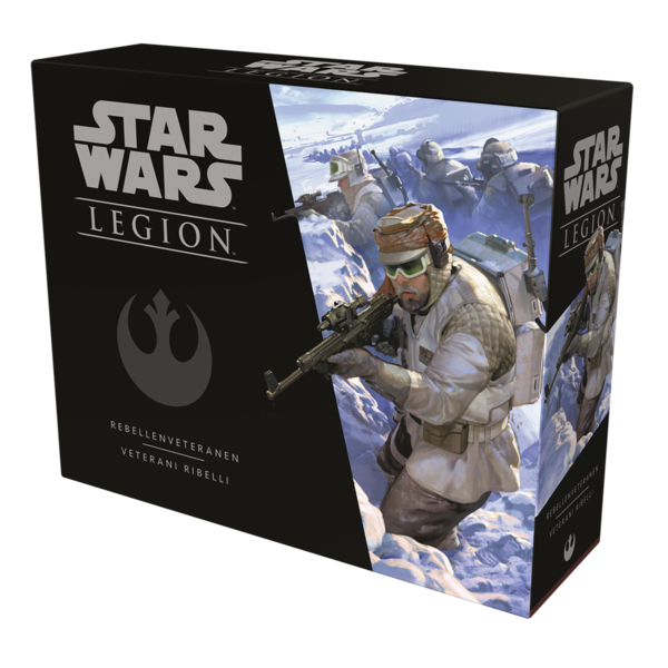 Star Wars: Legion - Rebellenveteranen • Erweiterung DE/IT