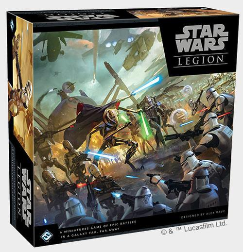 Star Wars Legion - Clone Wars Grundbox